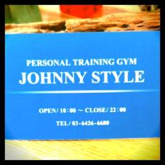 JOHNNY STYLE GYM